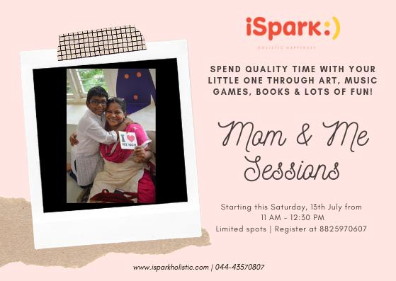 Mom and Me Sessions