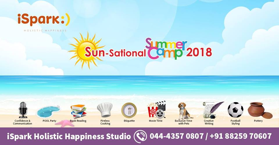 Sun-Sational Summer Camp